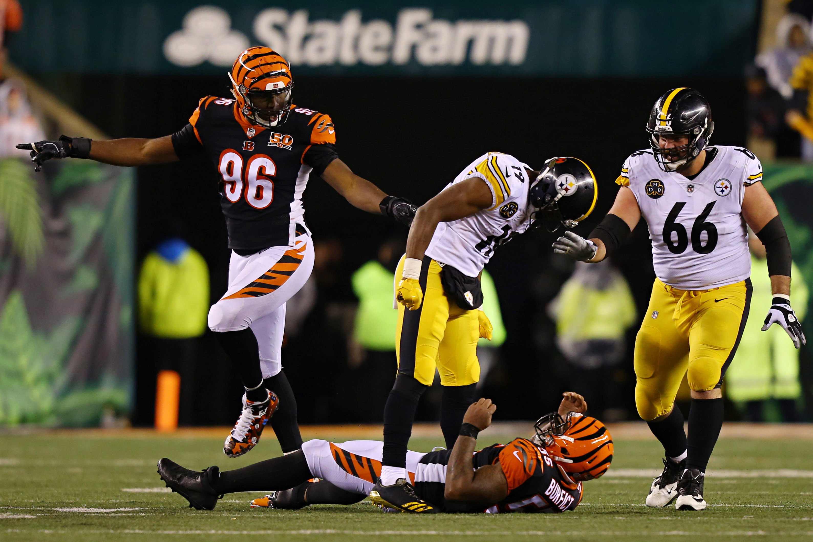 Steelers-Bengals gave most NFL fans what they really ...