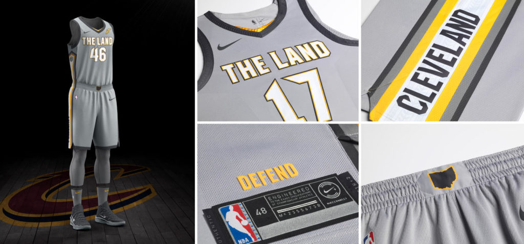Nike's NBA City Edition uniforms are weird and unnecessary and fans