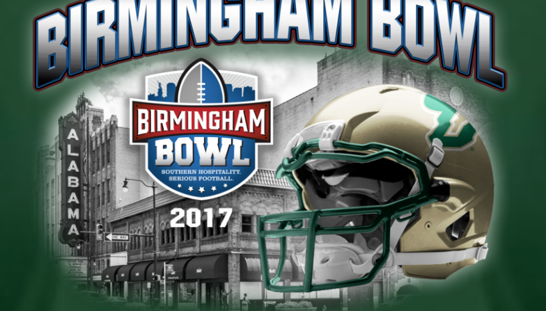 261f6803f The Birmingham Bowl got South Florida s name wrong on its official t-shirts