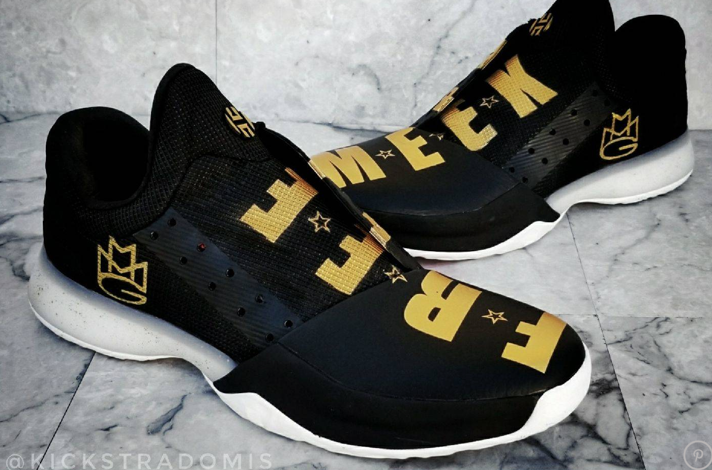 Mill Meek shoe game pictures forecasting to wear in winter in 2019