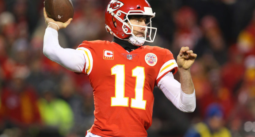 37e2ea71641 Redskins reportedly acquire QB Alex Smith from Chiefs in blockbuster NFL  trade