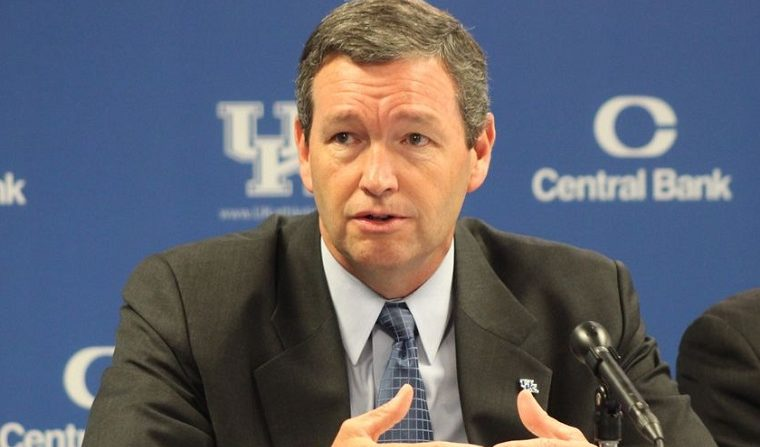 Kentucky AD pulls a Ron Swanson sends strongly worded letter to