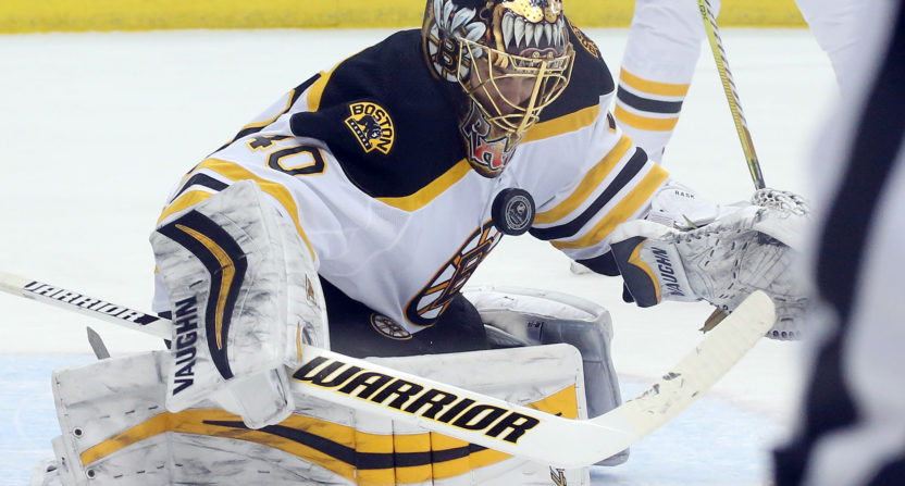 It May Sound Crazy But Tuukka Rask Has The Best Career Save