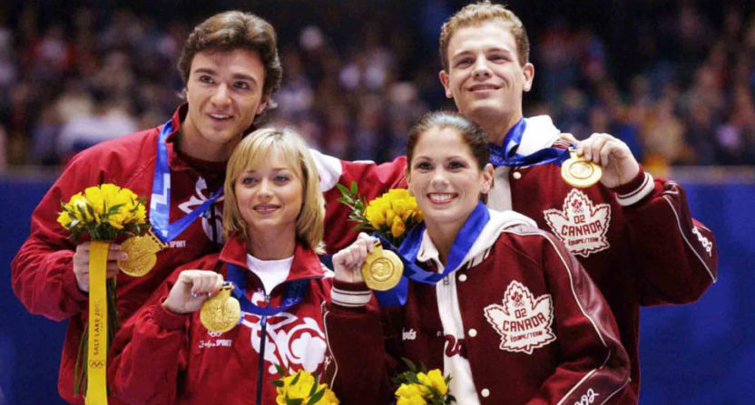 The 2002 Olympics saw two pairs wind up with figure skating gold thanks to a judging scandal. Judging's changed since then, but still has issues.
