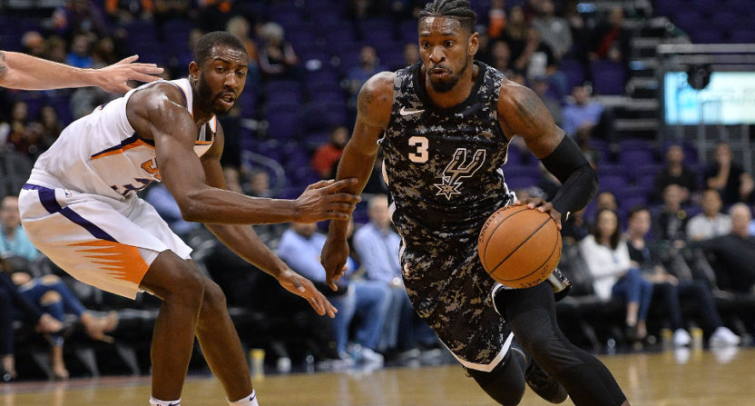 The Suns suffered a 48-point loss to the Spurs Wednesday.