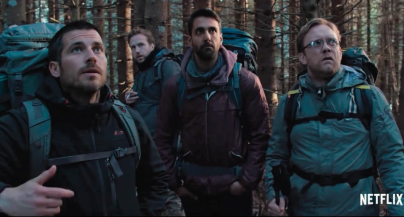 Netflix's horror film The Ritual keeps things simple with creepy ...