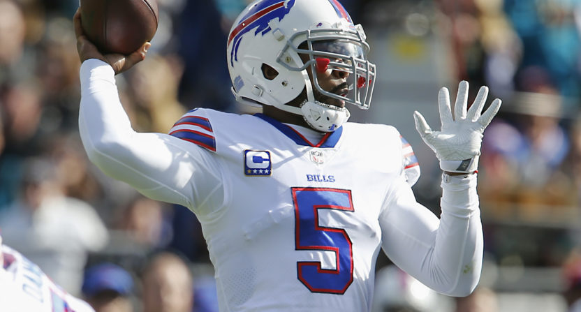 tyrod taylor-cleveland browns