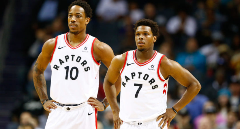 the best attitude 4c8c3 be09d What do the Toronto Raptors want to be after another loss to ...