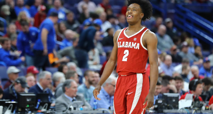 collin sexton-alabama-sec tournament
