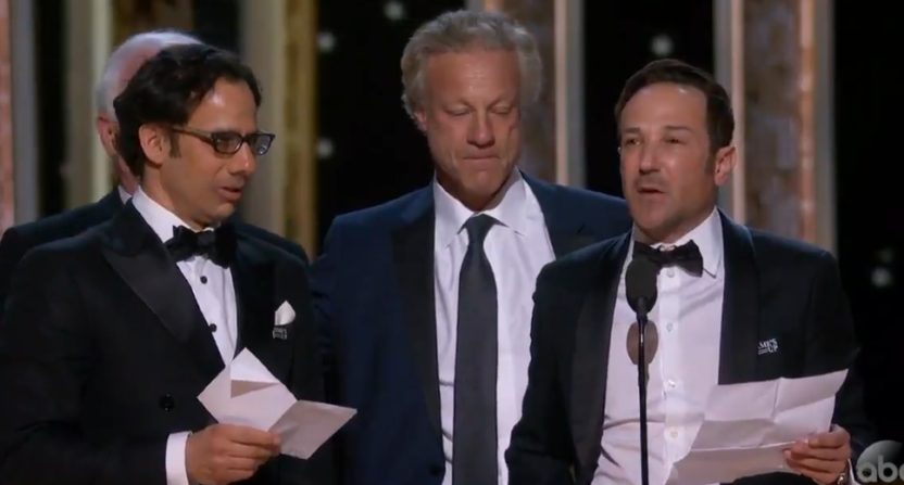 Icarus earned Best Documentary Feature at the 2018 Academy Awards.