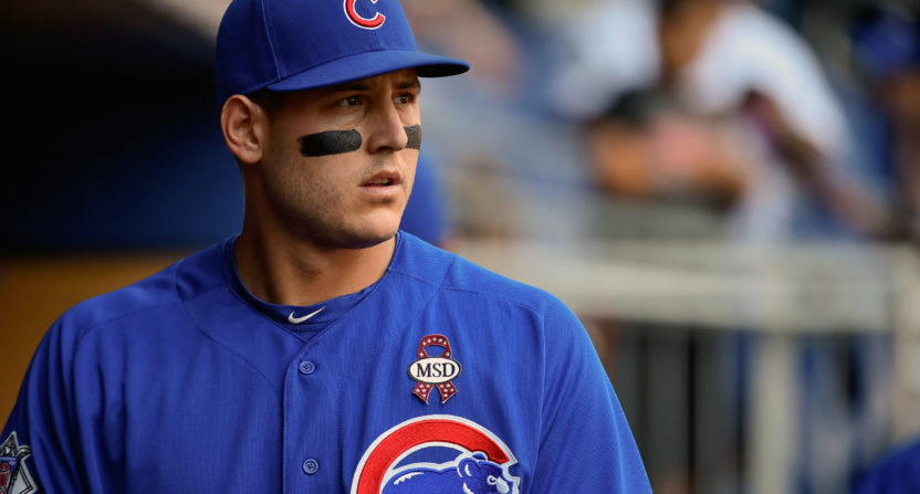 anthony rizzo-chicago cubs