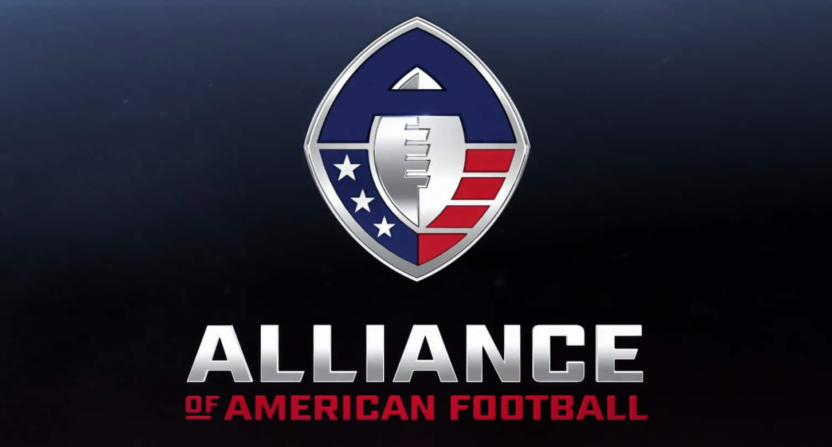 The AAF logo.