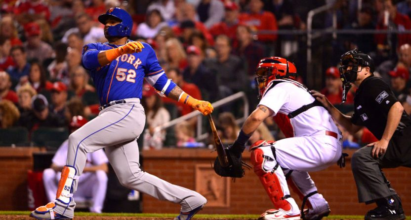 online store b2eb3 ea2e2 Yoenis Cespedes' 463-foot HR was Mets' hardest and farthest ...