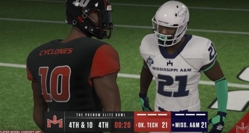 A College Football Video Game Is Coming Backin 2020