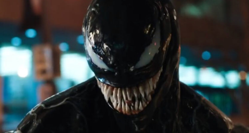 f3a8f3f44 Those teeth! That tongue! 5 takeaways from the new Venom trailer