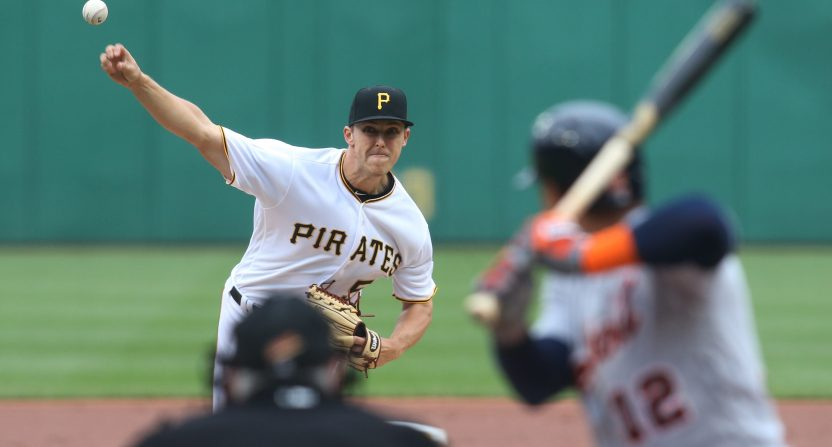 jameson taillon-pittsburgh pirates