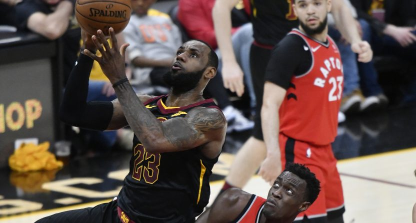 7ec5414d520 Twitter reacts to Raptors  latest embarrassing playoff exit after LeBron  and Cavs complete 4-game sweep