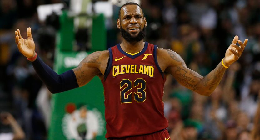 b5fcca4b268 5 things in the NBA that have significantly changed since the last time LeBron  James didn t make the NBA Finals