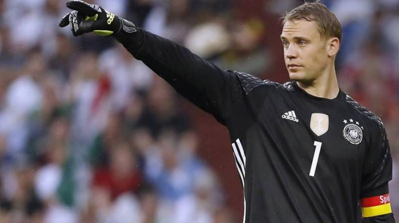 e90e7be1f11 Germany have a very big decision to make regarding Manuel Neuer and  Marc-André ter Stegen