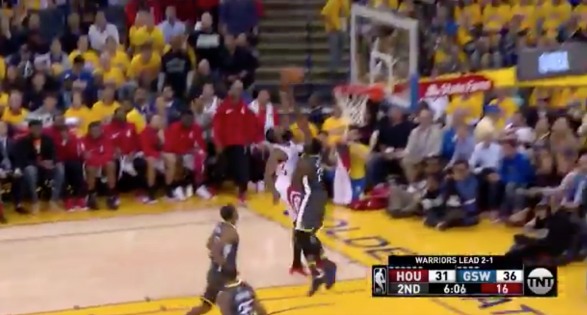ad6933c005b7 James Harden does what every NBA player dreams of