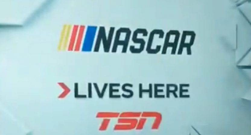 TSN missed the start of the Warriors' final possession thanks to this promo.