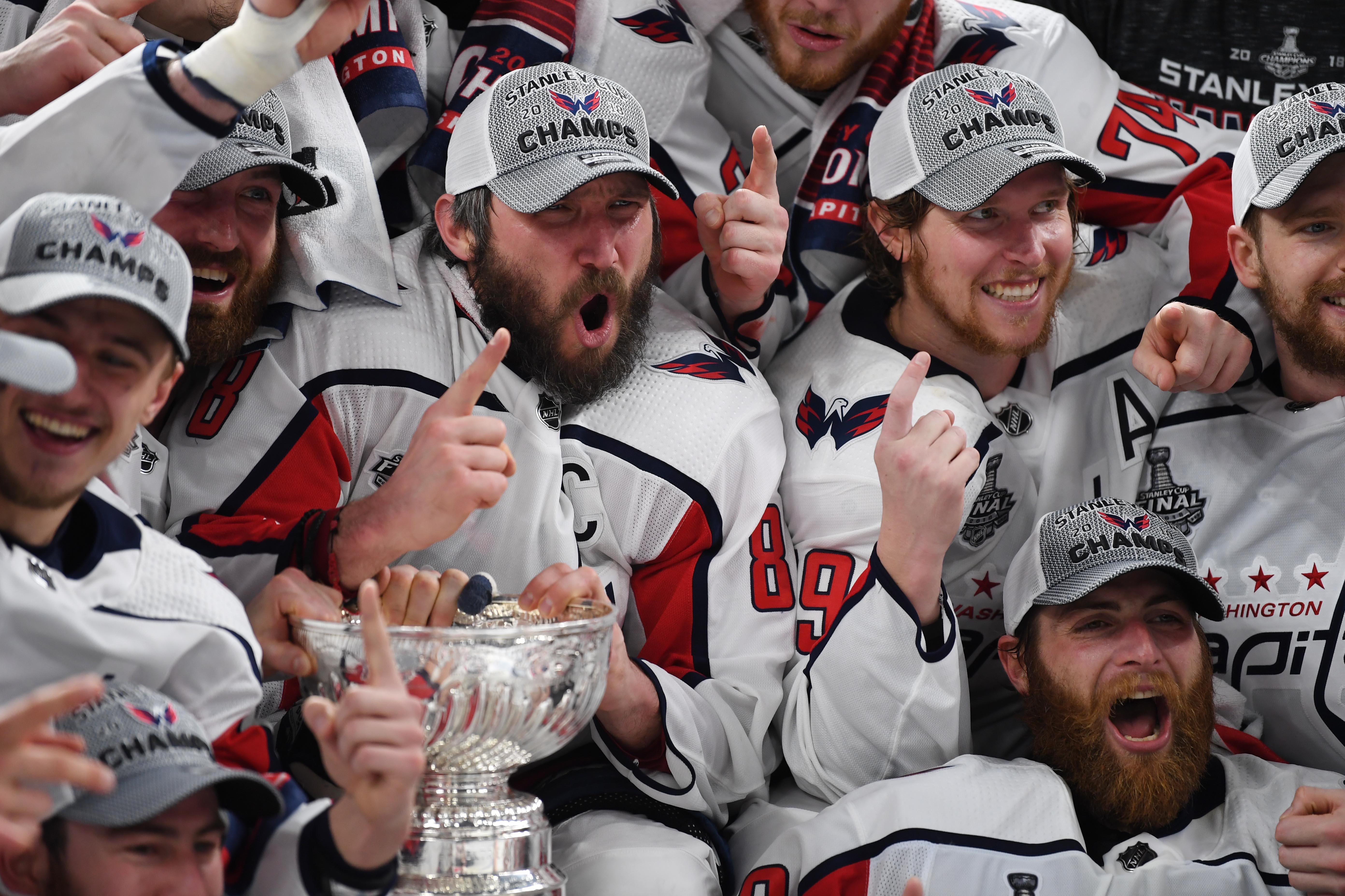Twitter reacts to Alex Ovechkin and the Washington Capitals winning their  first Stanley Cup a943aee30a27