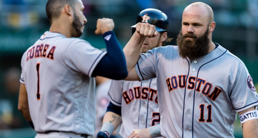 a349af044c8 The Houston Astros have quietly won 11 games in a row and again look like  the best team in baseball
