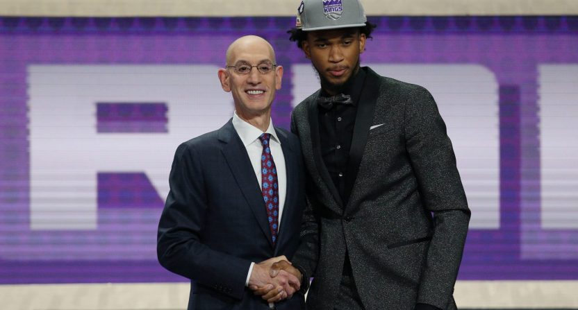 marvin bagley-sacramento kings