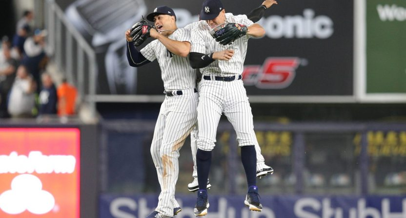 new york yankees-houston astros-boston red sox-seattle mariners