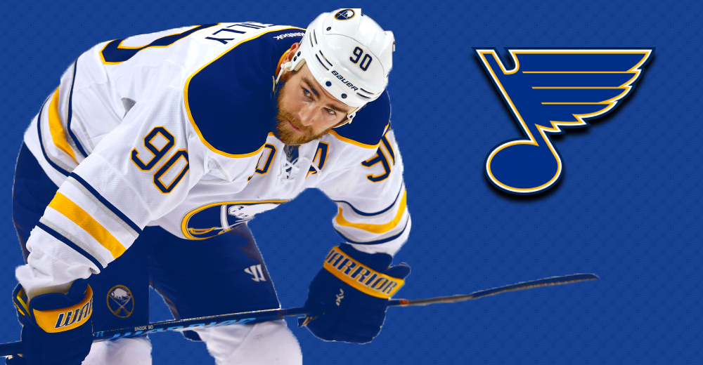 St Louis Blues Pick Up Ryan OReilly In A Monster Trade