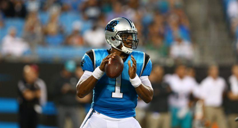 save off 6cd2c 260ce 2018 NFL preseason rankings: No. 14 Carolina Panthers