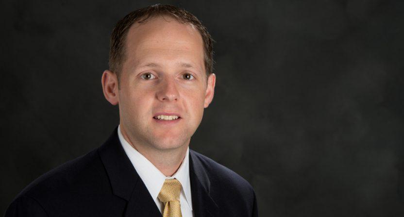 ESPN VP Nick Dawson.