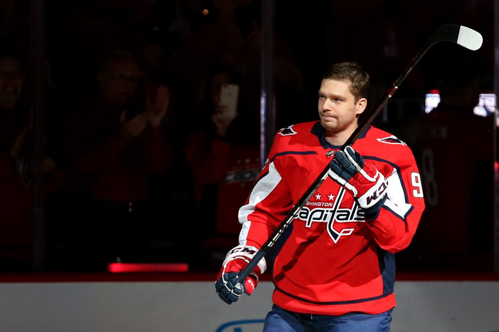 """Capitals' Evgeny Kuznetsov on being a top-5 player: """"I don't give a sh*t"""""""