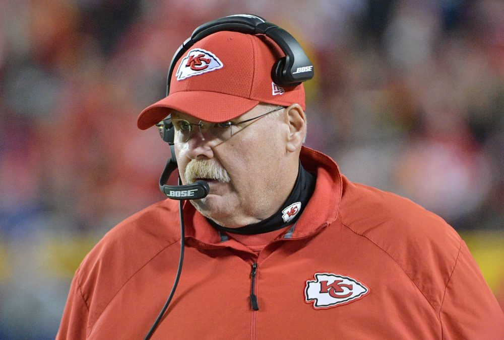 Andy Reid is the coach America needs to root for