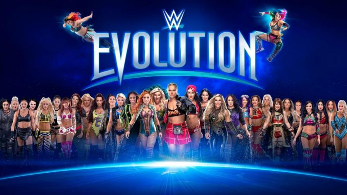 7 Predictions For Wwe Evolution, Wwes First Ever All -8433