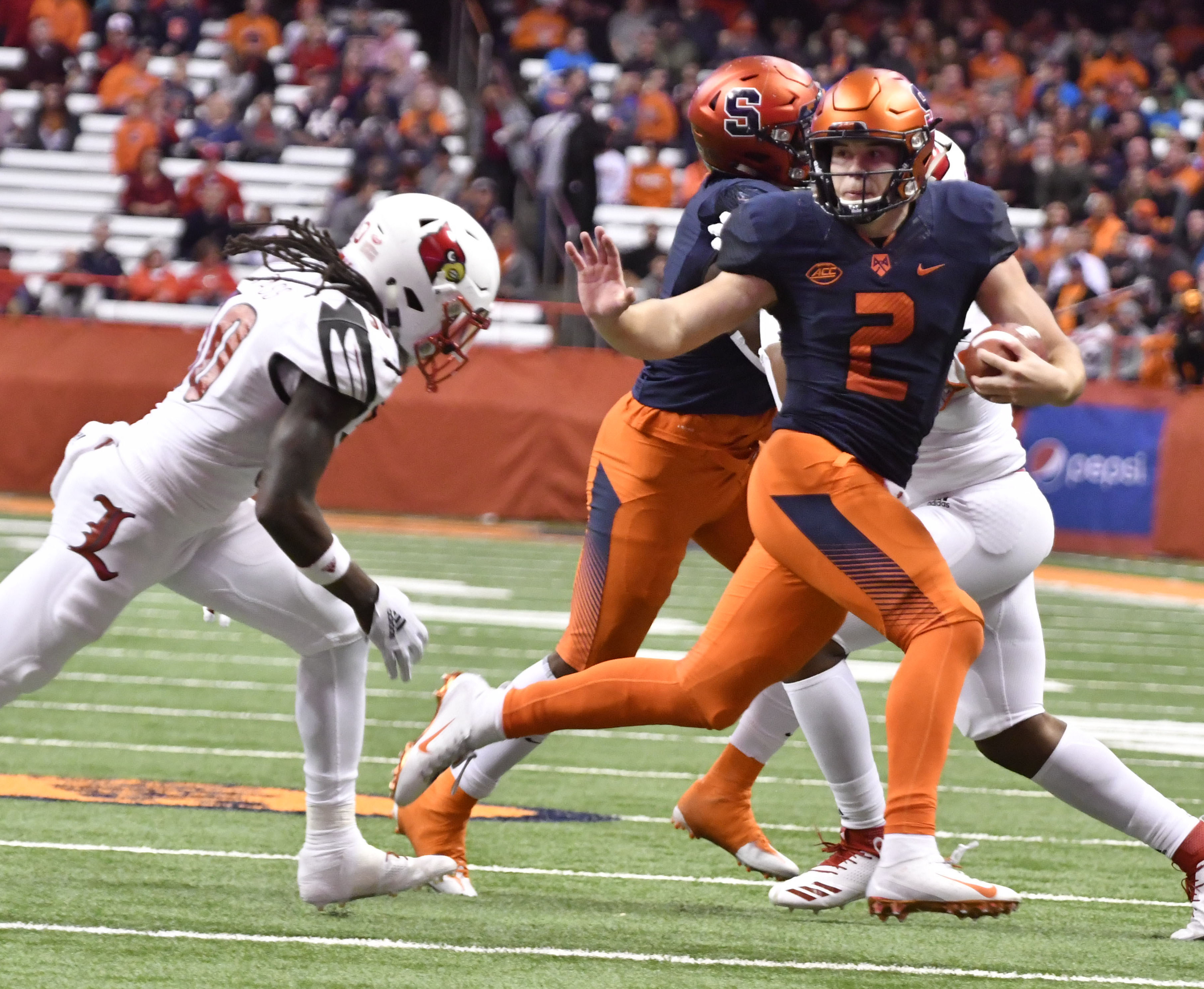 Syracuse Dismantled Louisville And Will Be Final Playoff Hurdle For