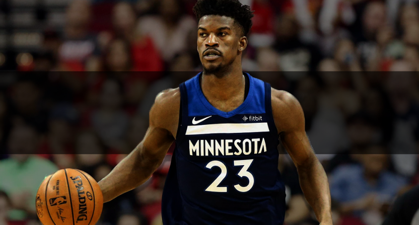 Minnesota Timberwolves deal Jimmy Butler to the Philadelphia 76ers