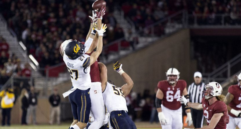 The Cal-Stanford Big Game in 2017.