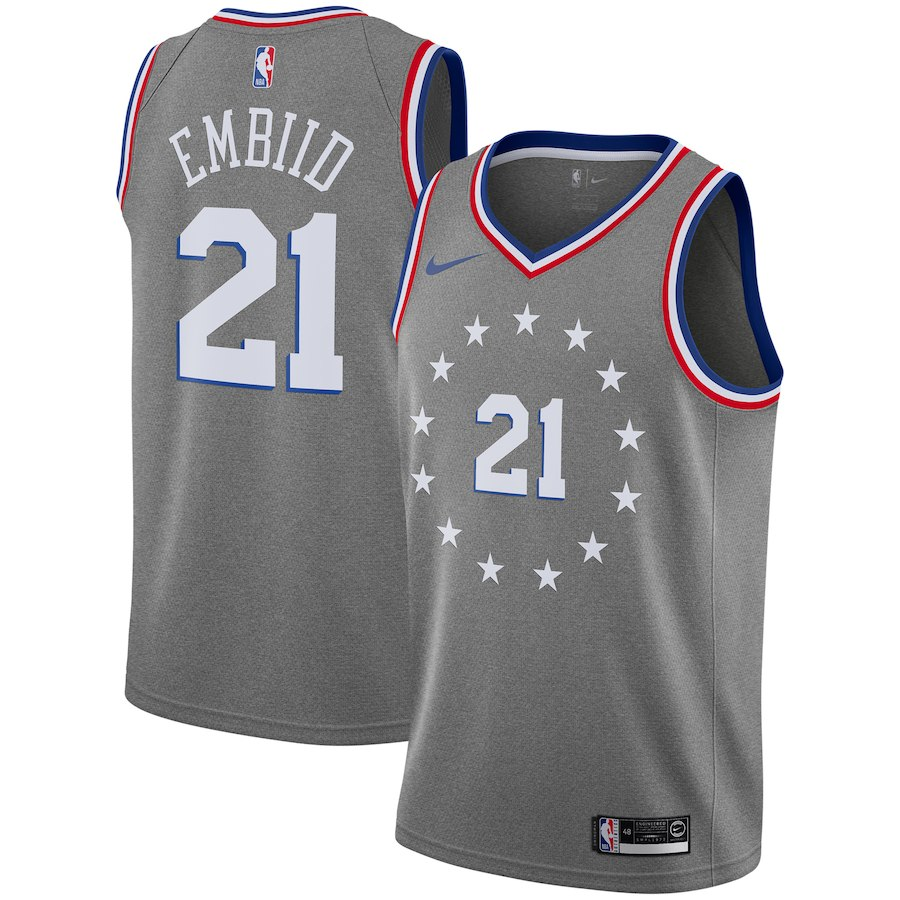 sale retailer 29ceb 43fe3 Ranking all 30 NBA City edition uniforms of the 2018-19 season