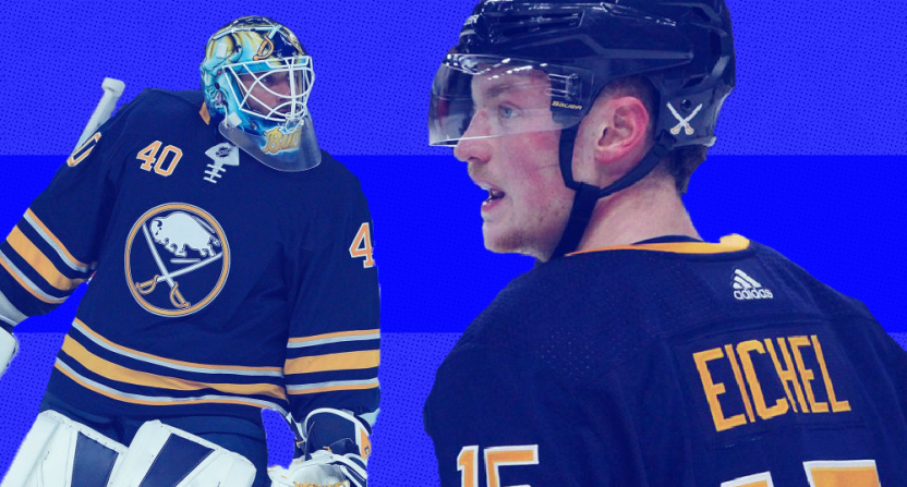 cd7346de2 The Buffalo Sabres are the biggest NHL surprise so far in 2018-19