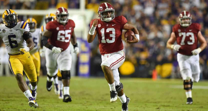 Mcguire S Musings Who Can Stop Alabama Could Michigan Get Revenge