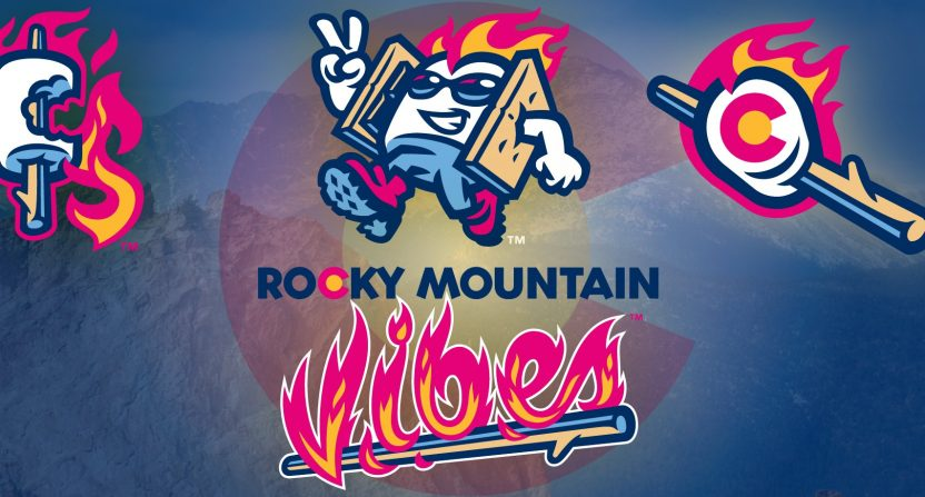 23100f4f0 The Rocky Mountain Vibes have taken Minor League Baseball rebranding to its  most absurd place yet