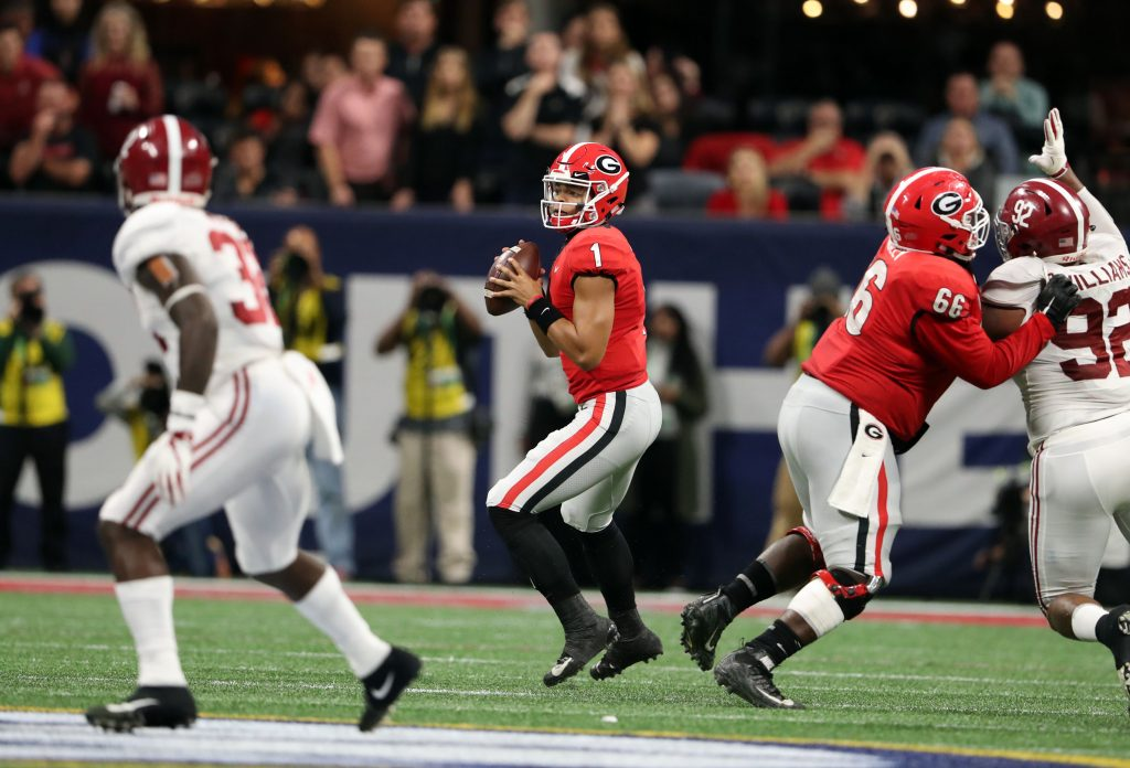 5-star QB Justin Fields reportedly will transfer from ...