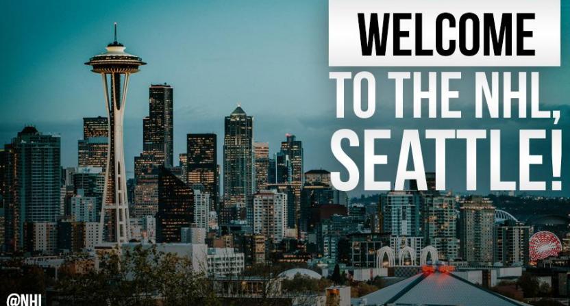 NHL will add a team in Seattle in 2021-22 7f802e9f1dfc
