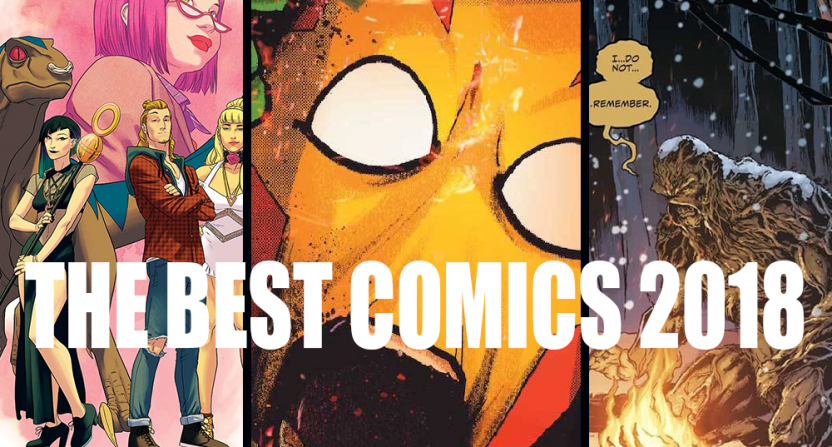 The five best comic books of 2018: Mister Miracle, West