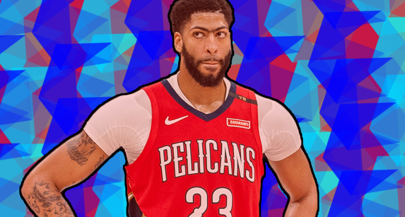 It S Time For The New Orleans Pelicans To Tear Down And Rebuild
