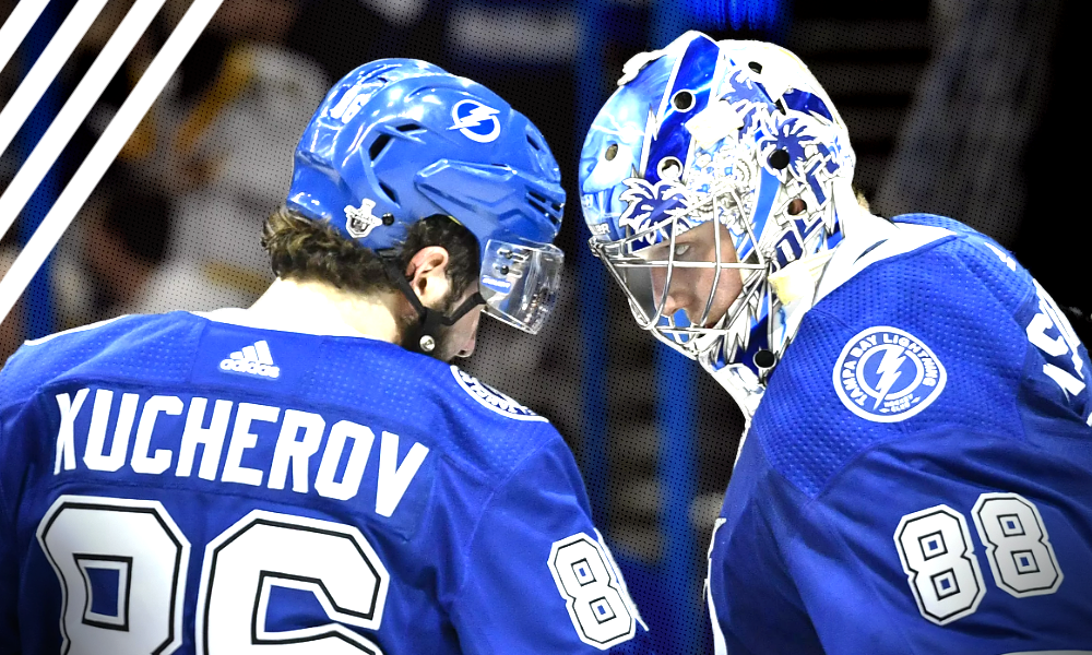 Can anyone stop the Tampa Bay Lightning?