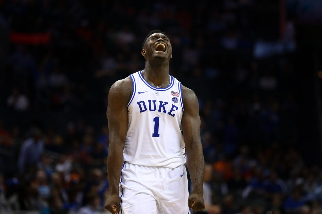 Zion Williamson An Unstoppable Monster -- 13-of-13 FG