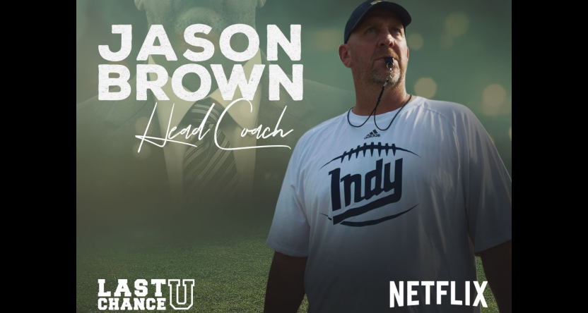 Jason Brown on Last Chance U.