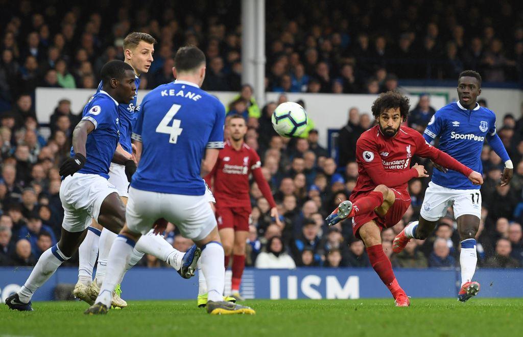 Everton draw Liverpool in 233rd Merseyside Derby ...